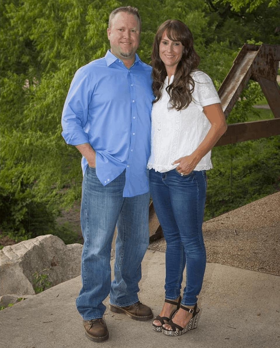 Dan and Maria Sims